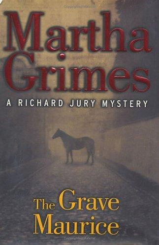 The Grave Maurice by Grimes M