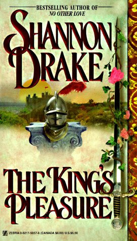The King's Pleasure by Drake Shannon