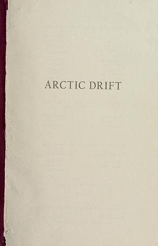 Arctic Drift by Cussler Clive