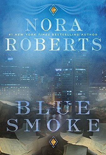 Blue Smoke by Roberts Nora