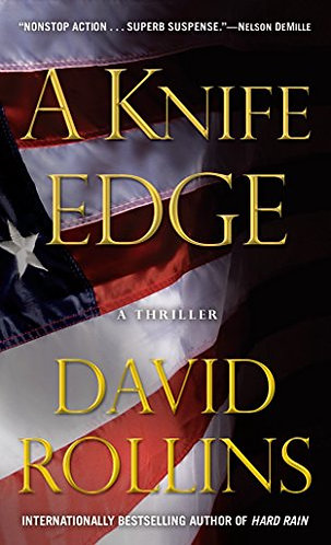 A Knife Edge by Rollins David