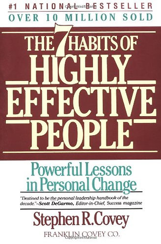 7 Habits Highly Effective People by Covey Stephen