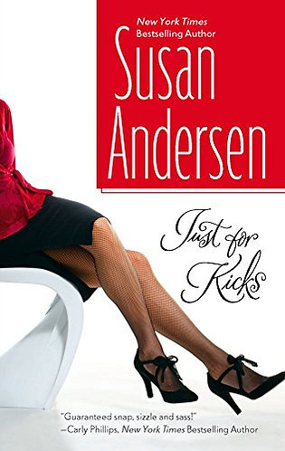 Just For Kicks by Andersen Susan