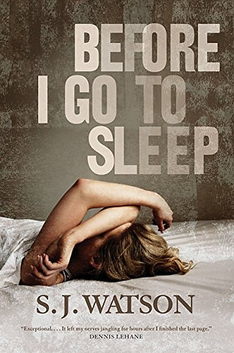 Before I Go To Sleep by Watson S.J.