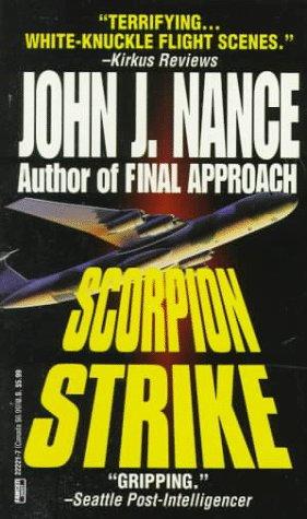 Scorpion Strike by Nance Jj