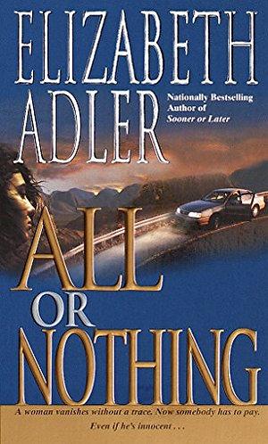 Adler Elizabeth - All Or Nothing