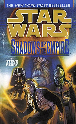 Star Wars-shadows Of The Emp. by Perry S