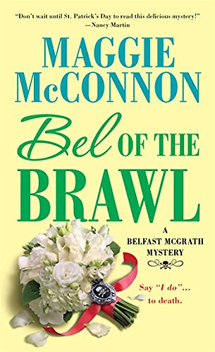 BEL OF THE BRAWL by MCCONNON MAGGIE