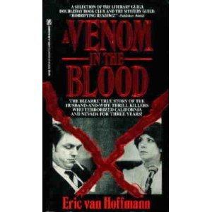 A Venom In The Blood by Van Hoffman Eric