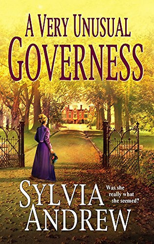Andrew Sylvia - A Very Unusual Governess