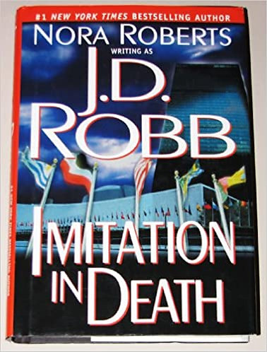Imitation In Death by Robb J.d.