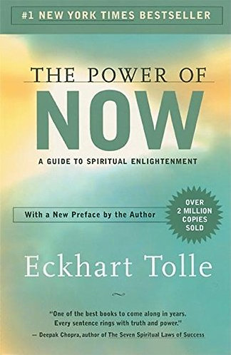 The Power Of Now by Tolle Eckhart