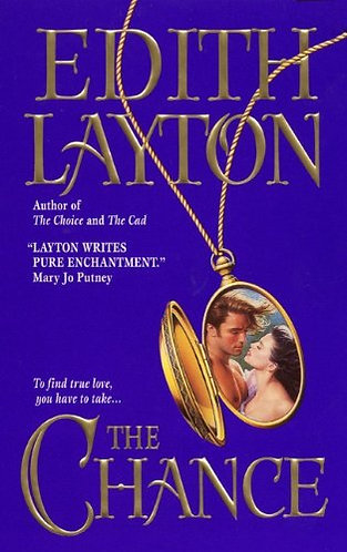 The Chance by Layton Edith