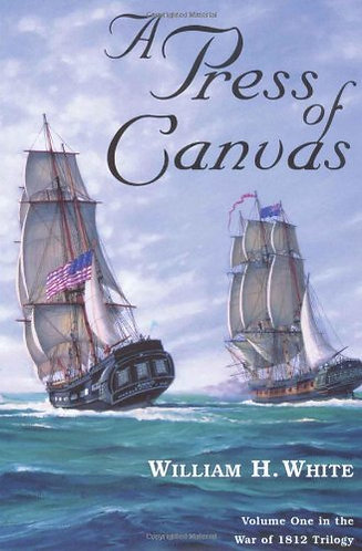 A Press of Canvas by White William