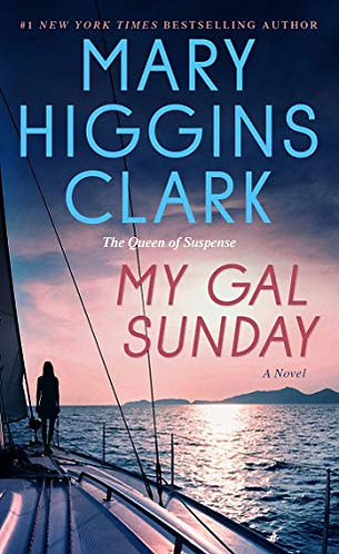 My Gal Sunday by Clark Mary Higgins