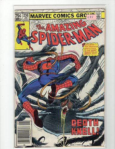 Amazing Spider-man #236 - VG (Canadian Price Variant)