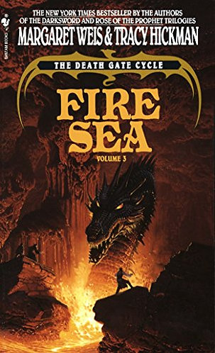 Fire Sea by Weis/hickman