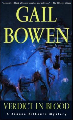 Verdict In Blood by Bowen Gail