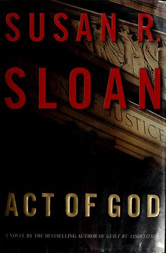 Act Of God by Sloan S