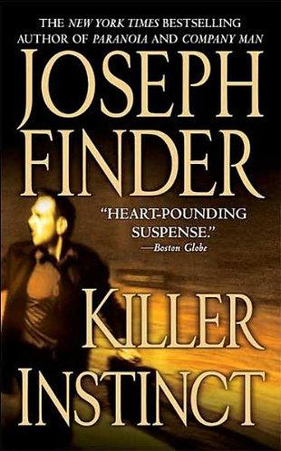 Killer Instinct by Finder Joseph