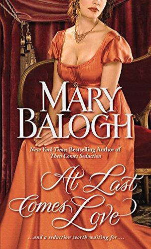 Balogh Mary - At Last Comes Love