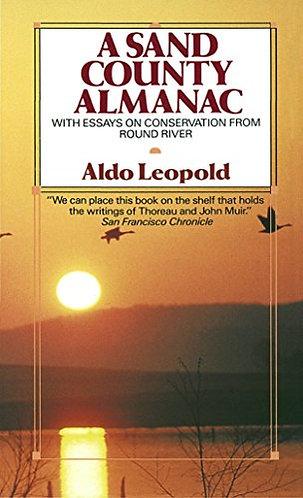 A Sand County Almanac by Leopold Aldo