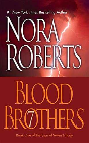 Blood Brothers by Roberts Nora