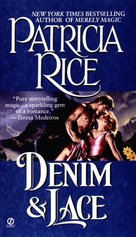 Denim And Lace by Rice P
