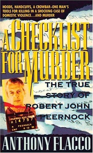 A Checklist For Murder by Flasco A