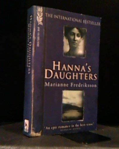 Hanna's Daughter by Fredriksson