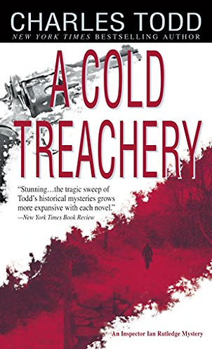 A Cold Treachery by Todd Charles