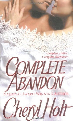 Complete Abandon by Holt Cheryl