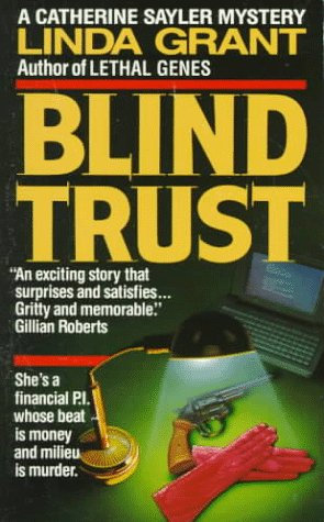 Blind Trust by Grant Linda