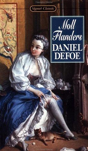 Moll Flanders by Defoe Dan.