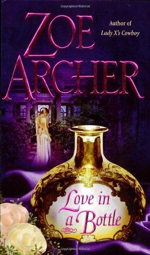 Archer Zoe - Love In A Bottle