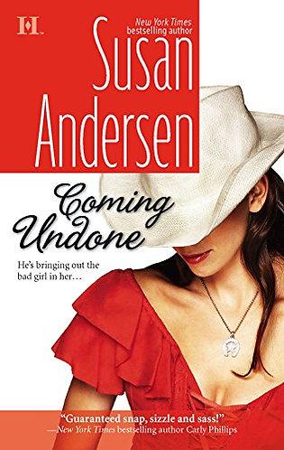 Andersen Susan - Coming Undone