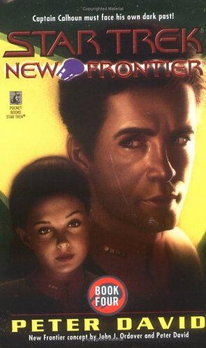 Star Trek New Frontier Book 4 by David Peter