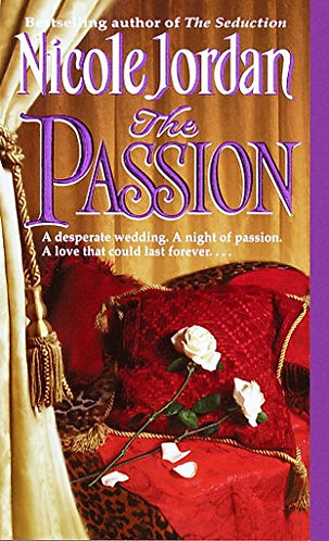 The Passion by Jordan Nicole