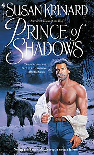 Prince Of Shadows by Krinard Susan