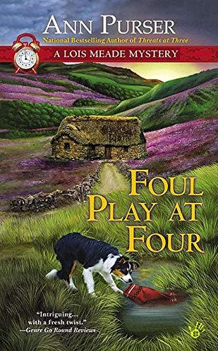 Foul Play at Four by Purser Ann