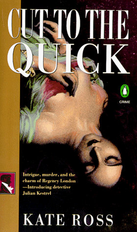 Cut To The Quick by Ross Kate