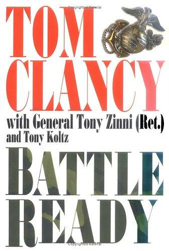 Battle Ready by Clancy Tom