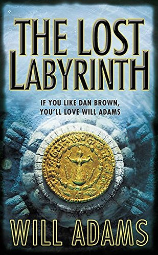 Adams Will - The Lost Labyrinth