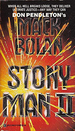 Stony Man 2 by Pendleton Don