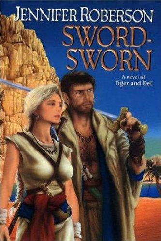 Sword-sworn by Roberson Jennifer