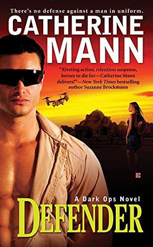 Defender by Mann Cath.
