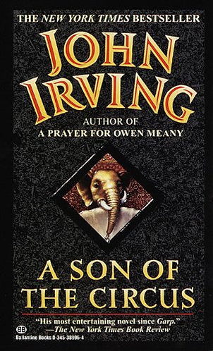 A Son Of The Circus by Irving John