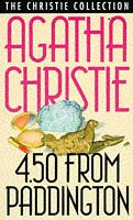 4.50 From Paddington by Christie Agatha