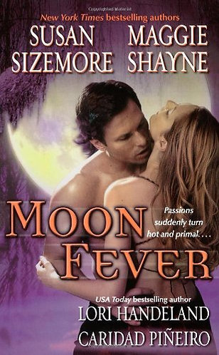 Moon Fever by Shayne Maggie