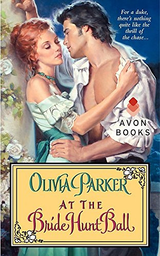 Parker Olivia - At the bride hunt ball